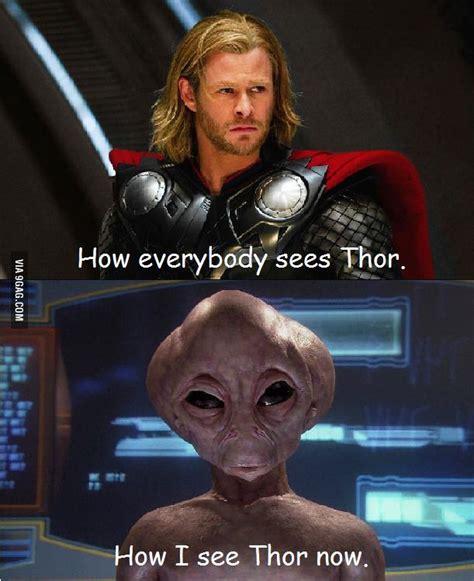 Thor Meme - how everybody else sees thor epic geekdom
