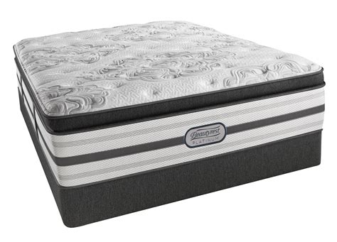 California King Mattress Pillow Top by Beautyrest Platinum Luxury Firm Pillow Top