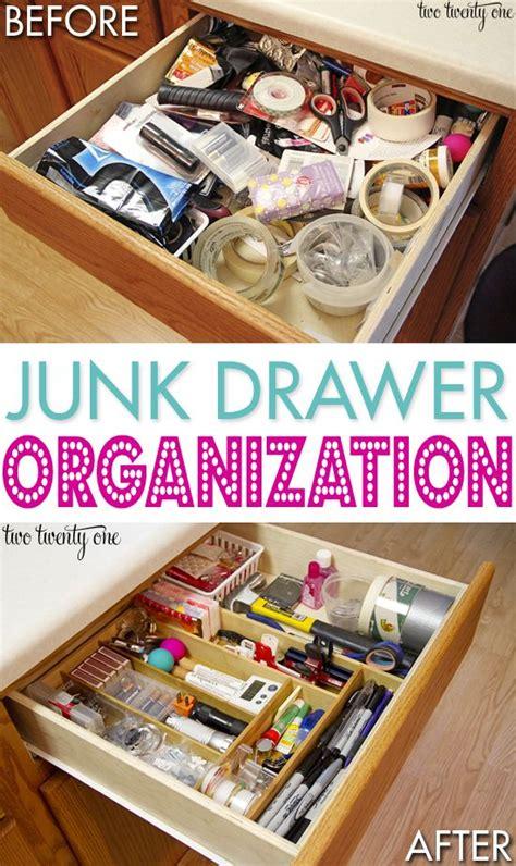 Junk Drawer Organizer Diy by 1000 Ideas About Bathroom Drawer Organization On