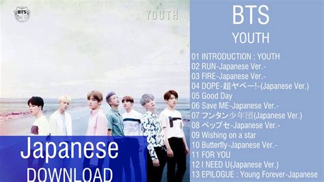 download mp3 go go bts album bts youth mp3 download youtube