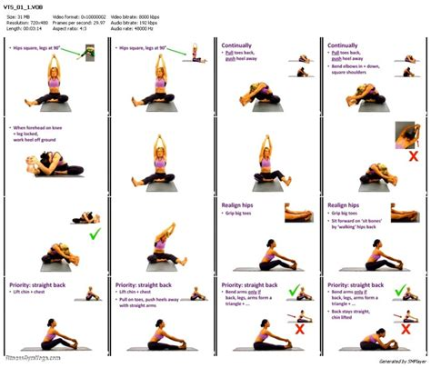 names of poses for beginners work out picture media