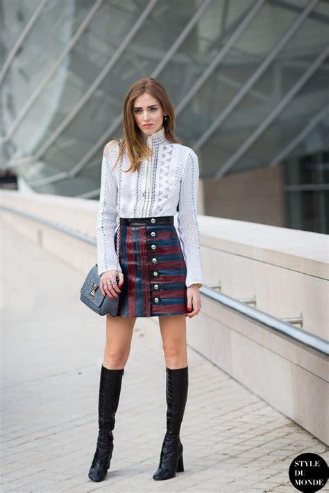 style fashion fashion week fw 2015 style chiara ferragni