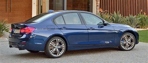 2016 bmw 3 series sedan and wagon 187 driven today
