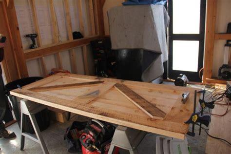 build  board  batten door concord carpenter