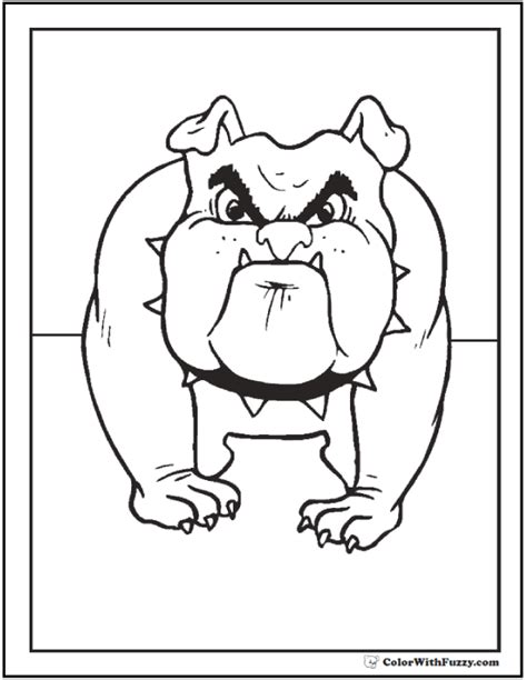 guard dog coloring page 35 dog coloring pages breeds bones and dog houses