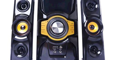 Dan Spesifikasi Speaker Gmc Terbaru harga speaker aktif gmc 889b bluetooth terbaru