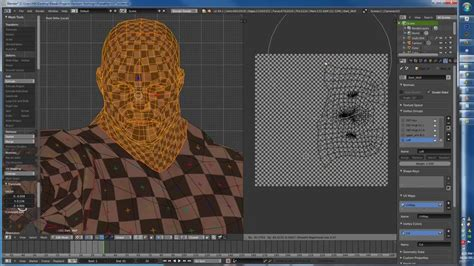 blender 3d texture painting uv unwrapping and texture painting in blender