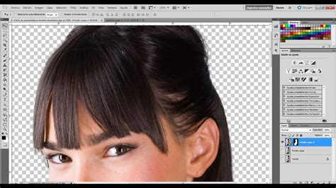 tutorial de photoshop cs5 youtube tutorial photoshop cs5 herramienta perfeccionador de