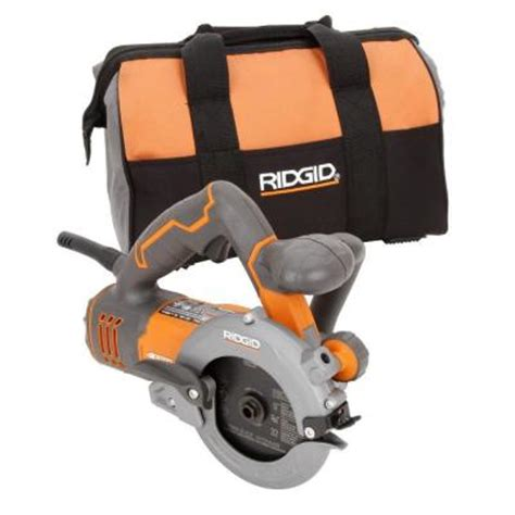 ridgid 5 in blade circular saw r3250 the home depot
