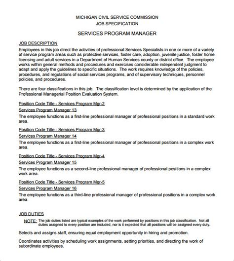 Automotive Program Manager Resume Sle service director description 28 images call center