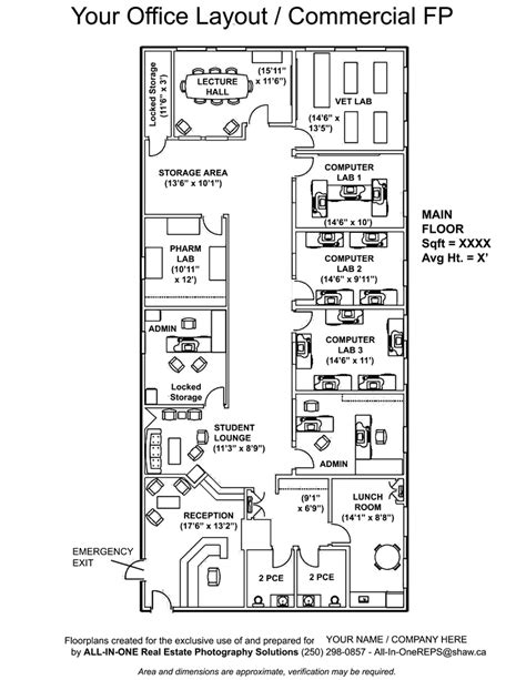 business office floor plans business office floor plan template commercial office