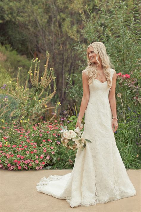 wedding dresses for country wedding simple length country wedding dress with straps