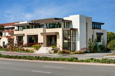 Tri Level Home Decorating by Tomaro Design Group Office Building Contemporary Los