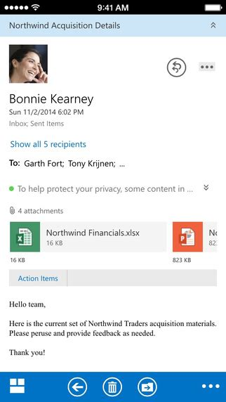 Office 365 Owa Keeps Refreshing Owa For Iphone On The App Store On Itunes