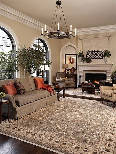 How To Lay A Rug In Living Room by 17 Best Ideas About Area Rugs On Living Room