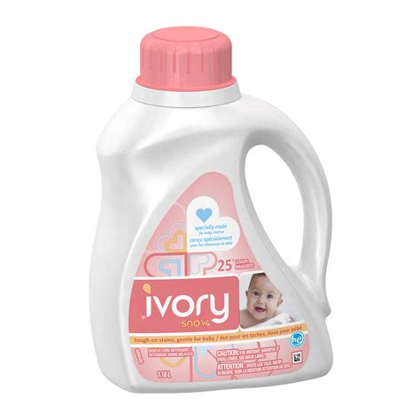 Ivory Snow Laundry Detergent Reviews In Laundry Care Baby Laundry