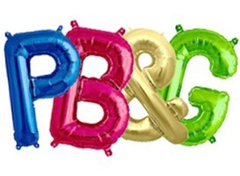 palloncini a forma di lettere palloncini colorati per feste palloncinimix