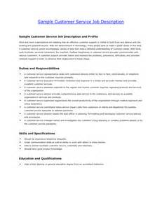 customer service retail description for resume bold design resume objective exles