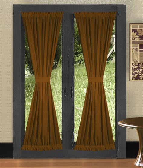 chocolate colored curtains solid copper brown colored shower curtain