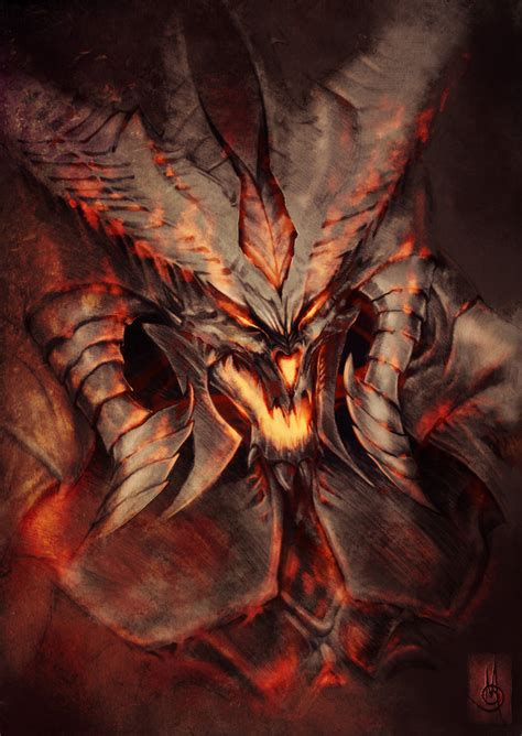 diablo by muratgul on deviantart
