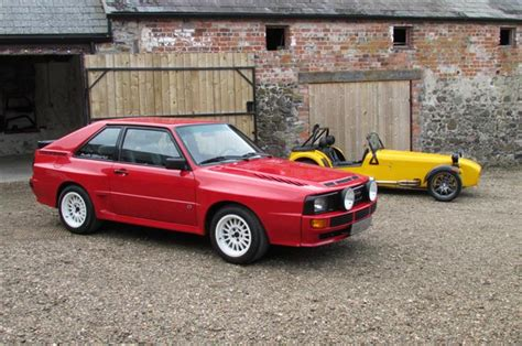 Old Audi For Sale by Used 1986 Audi Quattro For Sale In County Antrim Pistonheads