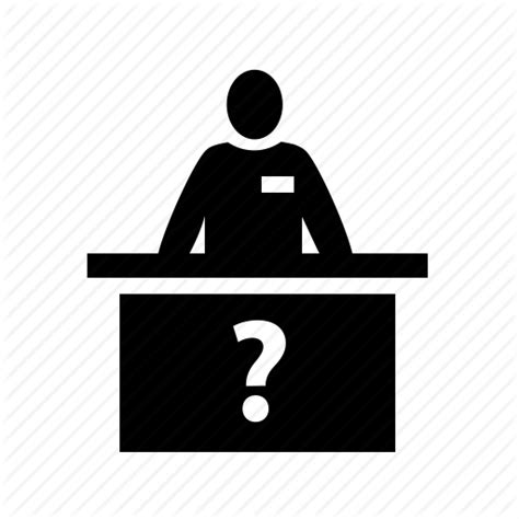 It Help Desk Services Service Desk Icon Free Icons