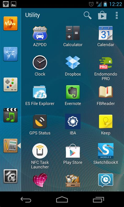 themes smart launcher pro non traditional launcher solution for android smart