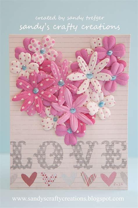 Different Handmade Cards - handmade card unique floral handmade