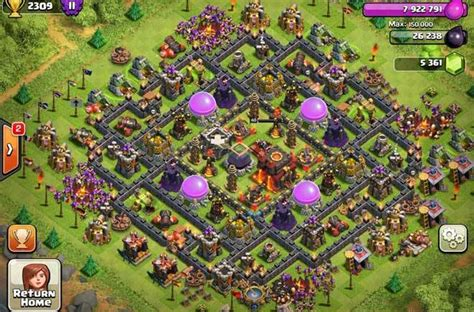 top 10 clash of clans town hall 6 trophy base layouts clash of clans town hall level 10 defense base design