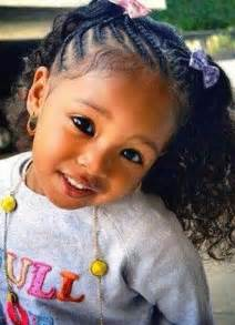 baby hair styles back holiday hairstyles for little black girls cutest kids