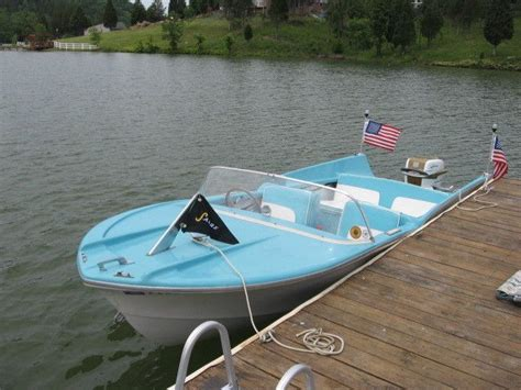 classic speed boats for sale ebay 1958 sabre speedster fiberglass classic vintage outboard