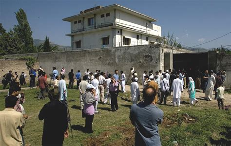 Osama Bin Laden House by Helicopter Crash At Bin Laden House Www Pixshark