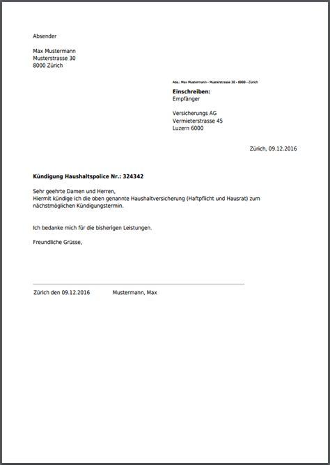 haftpflicht wohnung k 252 ndigung f 252 r haushaltsversicherungen hausrat haftpflicht
