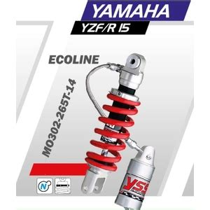 Seal Shock Belakang Yamaha Yzf R15 Suku Cadang Kustom Dan Ulasan Pelanggan
