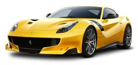 yellow porsche png yellow f12tdf car png image pngpix