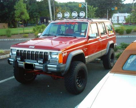 ghetto jeep atomicjeep17 s 1990 jeep cherokee page 2 in ghetto lp nj