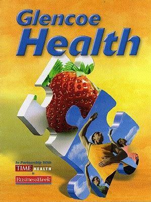 a with health books glencoe health book 3 available editions alibris books