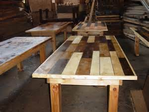 Diy Wood Plank Coffee Table by Rentals Atlas Wood Products 215 725 5384