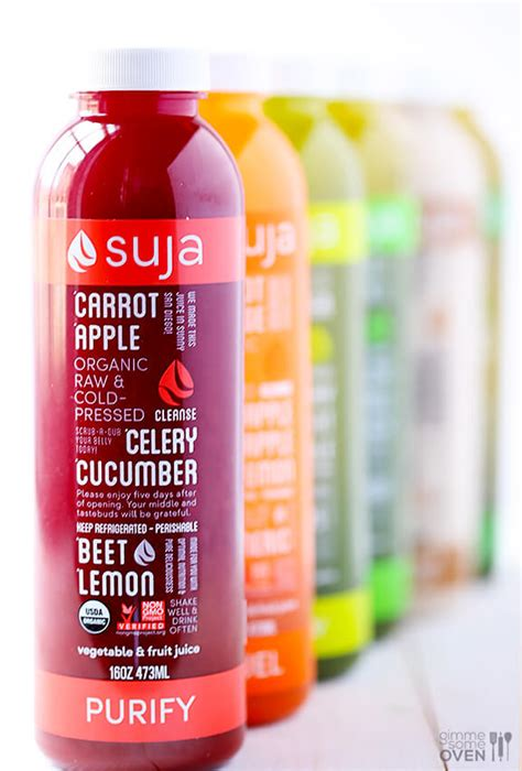 3 Day Juice Detox Headache by My 3 Day Suja Juice Cleanse Gimme Some Oven