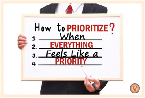 how to prioritize when everything feels like a priority vocations