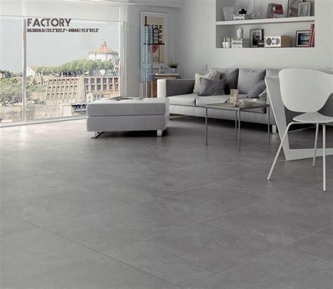 Fliesen Wohnzimmer Grau by Boden Und Wandfliesen Terrasse Factory Grau 56 5x56 5