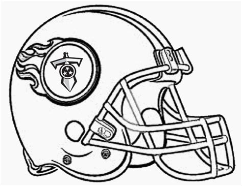 printable coloring pages nfl nfl helmet coloring pages coloring home