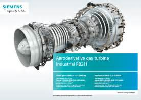 Rolls Royce Rb211 Gas Turbine Sgt A30 Rb Industrial Rb211 Siemens