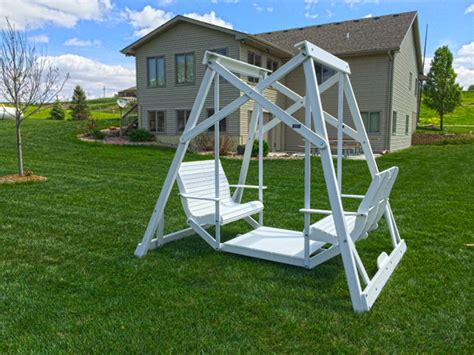 glider swings for adults why choose swingscapes for your lawn furniture needs