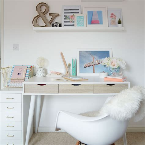 teenage girl bedroom desks white desks for teen rooms
