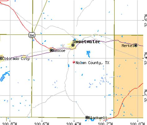 nolan county texas map nolan county texas detailed profile houses real estate cost of living wages work