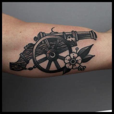 artillery tattoo designs 28 artillery designs artillery cross cannon