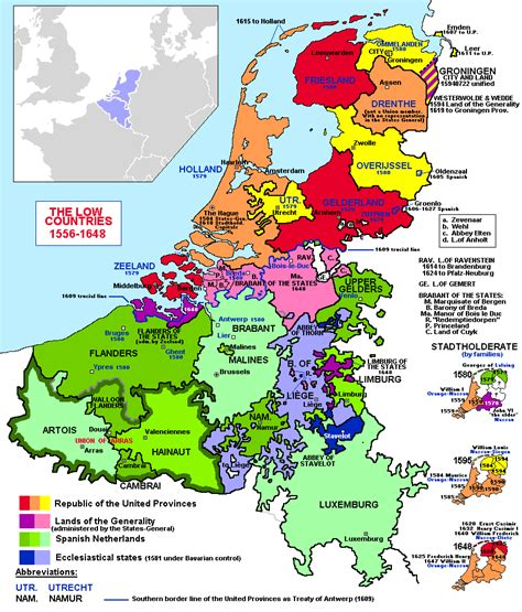 netherlands map of country file the low countries png