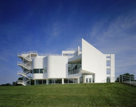 Home Design Products Indiana The Atheneum Richard Meier Partners Architects