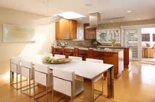 interior design for kitchen and dining modern contemporary kitchen designs with dining room 4